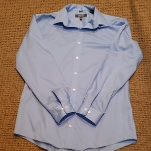 New Kenneth Cole long sleeve shirt. Large
